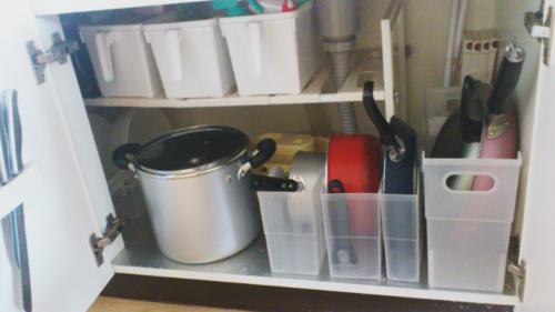 7 cách xếp đồ thông minh của người Nhật trong căn bếp chật - 2